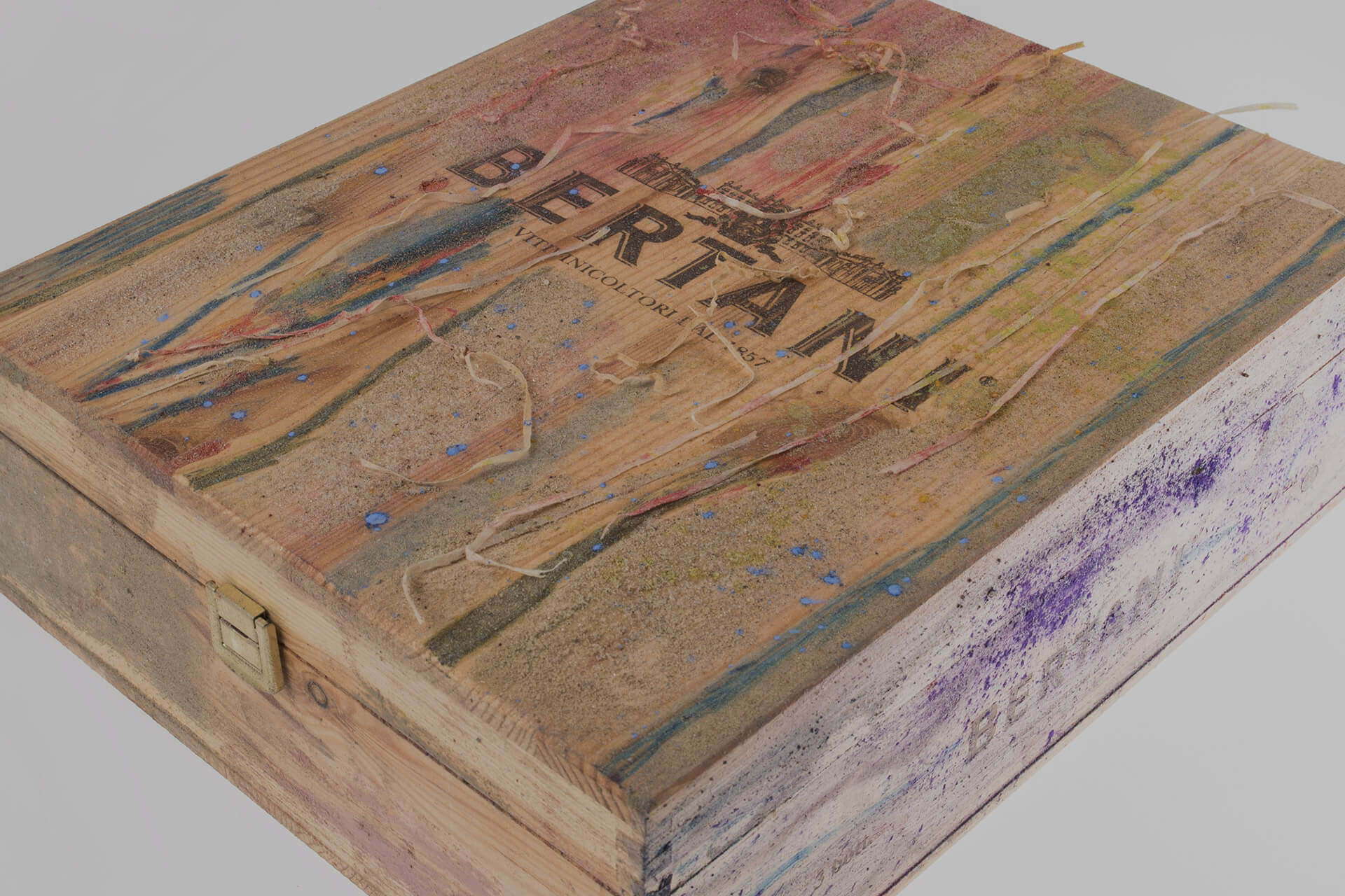 Valbrenta New Design - Packaging in legno